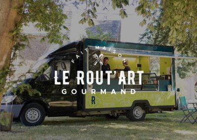 Le Rout'art Gourmand