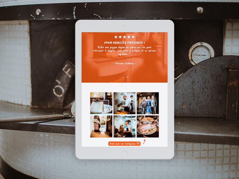 tablet con la web Coclé